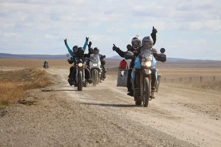 Encuentro Internacional de Motoviajeros del Fin del Mundo