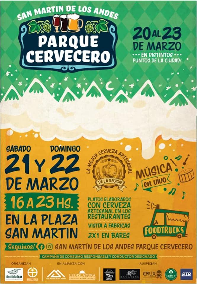Fiesta de la Cerveza Artesanal de San Martín de los Andes